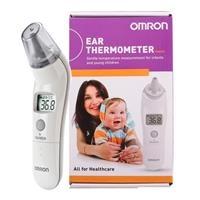 Nhiệt kế hồng ngoại đo tai Omron TH839S