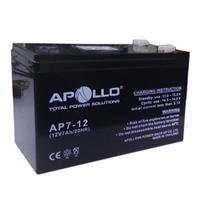 Ắc quy Apollo 12V 7Ah AP7-12