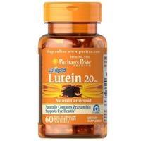 Viên uống bổ mắt Puritan's Pride Lutein 20mg with Zeaxanthin (4901 - hộp 60 viên)