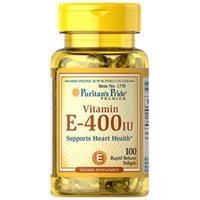 Viên uống bổ sung Vitamin E-400 IU (1770 - hộp 100 viên)