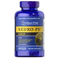 Viên uống tăng cường tuần hoàn não Puritan's Pride Neuro-PS Gold (17148 - hộp 90 viên)