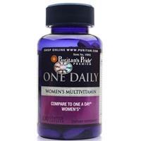 Vitamin dành cho phụ nữ One Daily Women's Multivitamin (19092 - Hộp 100 viên)
