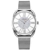 Đồng hồ nữ Julius JA-1184 dây thép