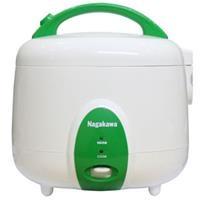 Nồi cơm điện nắp gài Nagakawa NAG0118 (1.8 Lít) - Hàng Chính Hãng