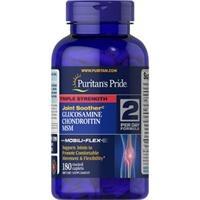 Viên uống hỗ trợ xương khớp Triple Strength Glucosamine, Chondroitin & MSM Joint Soother (17896 - Hộp 180 viên)
