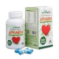 Viên uống thảo dược cao huyết áp Nesfaco APHARIN