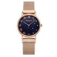 Đồng hồ nữ JS-037 kính Sapphire dây nam châm Hàn Quốc
