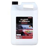 Dung dịch vệ sinh kính, chống bám nước trên bề mặt kính ô tô Focar Glass Cleaner (5L)