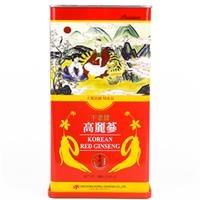 Hồng sâm củ khô 6 năm tuổi 150gr (Premium)