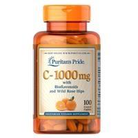Vitamin C 1000mg with Bioflavonoids & Rose Hips (690 - hộp 100 viên)