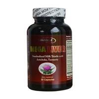 Thực phẩm chức năng bổ gan và tăng cường chức năng gan MegaLiver 122