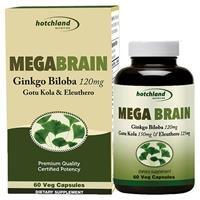 Thực phẩm chức năng bổ não MegaBrain 115 (60 viên)