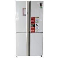 Tủ lạnh side by side 678 lít Sharp SJ-FX680V-WH