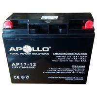 Ắc quy Apollo 12V 17Ah AP17-12