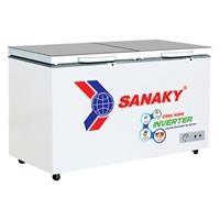 Tủ đông Sanaky Inverter 360 lít VH-3699A4K (nắp kính xám)