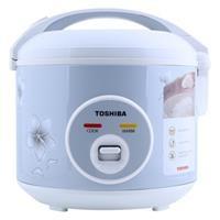 Nồi cơm điện Toshiba nắp gài 1 lít RC-10JFM(H)VN