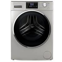 Máy giặt lồng ngang Aqua 10.5kg AQD-DD1050E.S - Màu bạc
