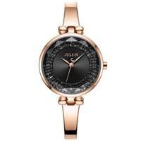 Đồng hồ nữ JA-1228D Julius Hàn Quốc dây thép