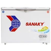 Tủ đông Sanaky 400L VH-4099W1 (2 ngăn đông và mát)