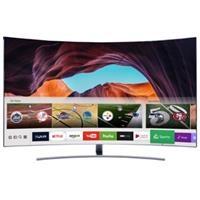 Smart Tivi QLED màn hình cong Samsung 4K 55 inch QA55Q8CNAKXXV