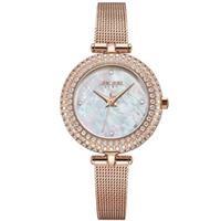 Đồng hồ nữ JS-041 kính Sapphire Julius Star Hàn Quốc dây thép