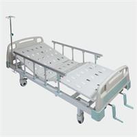 Giường bệnh nhân Xuân Hòa GBV-05-01-A (sắt sơn tĩnh điện, 2 tay quay)