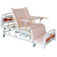 Giường bệnh nhân 4 tay quay E05