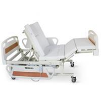 Giường đa chức năng điện kết hợp tay quay, bô vệ sinh điều khiển bằng điện E39