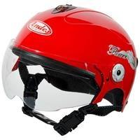 Mũ bảo hiểm Andes 108ME trơn bóng
