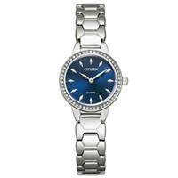 Đồng hồ nữ Citizen EZ7010-56L (Viền đính Swarovski, kích thước mặt 24mm)