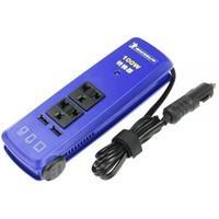 Adapter inverter chuyển điện 12V lên 220V dùng trên ô tô Michelin 72001ML
