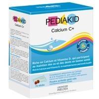 Pediakid Calcium Croissance (Calcium C+) (14 gói)