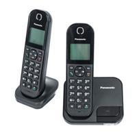 Điện thoại Panasonic KX-TGC412CX (2 máy cầm tay)