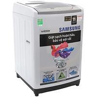 Máy giặt lồng đứng 8.5kg Samsung WA85M5120SG/SV