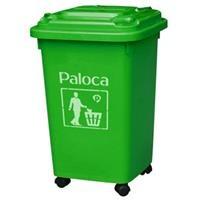 Thùng rác nhựa Paloca (60 lít)