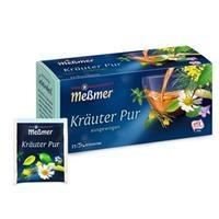 Trà thảo mộc thuần túy túi lọc Pure Herbs (Hộp 25 gói)