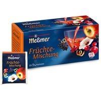 Trà trái cây hỗn hợp túi lọc Fruit Mixture (Hộp 25 gói)