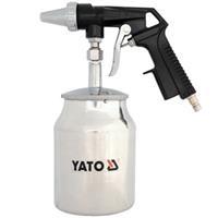 Súng phun cát cầm tay 1 lít Yato YT-2376