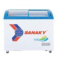 Tủ đông Sanaky VH-6899K (437 lít, 2 cánh kính cong lùa)