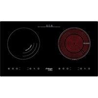Bếp từ - hồng ngoại đôi Capri CR-800HI