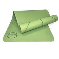 Thảm tập Yoga TPE Sunny 1 lớp 8mm định tuyến PR SB