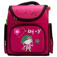Balo chống gù Bitex Pretty girl B-12-016 (hồng đậm)