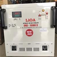 Ổn áp 1 pha Lioa 10KVA DRII 10000II (Dải điện áp đầu vào 90V - 250V)