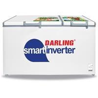 Tủ đông mát 2 dàn lạnh Darling Inverter 2 ngăn 770L DMF-7699WSI-4
