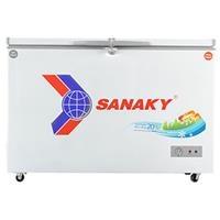 Tủ đông 2 ngăn 2 cánh mở Sanaky VH 3699W1