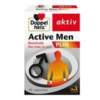 Thực phẩm tăng cường sinh lý nam Doppelherz Aktiv Men Active (30 viên)