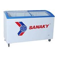 Tủ đông 2 ngăn nắp kính lùa Sanaky VH 402KW