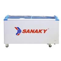 Tủ đông một ngăn nắp kính lùa Sanaky VH-682K