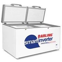 Tủ đông 2 cánh Darling DMF-1079ASI - 1.100 lít, dàn đồng (gas R290) - năm 2021