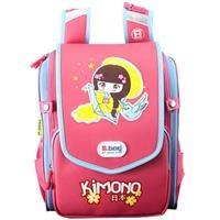 Balo chống gù Japanese Style-Kimono B-12-111 - Hồng